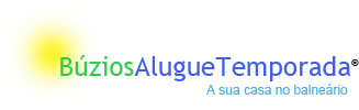 logo buzios alugue temporada